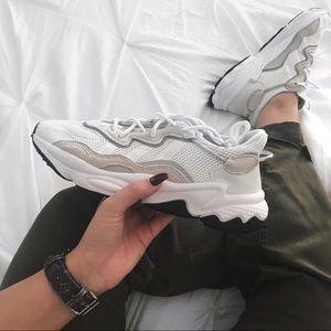 Ozweego White Adidas Sneakers